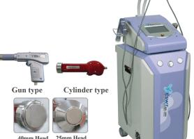 دستگاه شاک ویو در درمان سلولیت و چاقی موضعی
