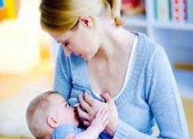 حالت های مفید شیر دادن به نوزاد