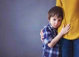 در تربیت کودک خود قاطع باشید!