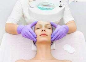 فیشیال ، روش های مراقبت و زیبایی پوست حرفه ای