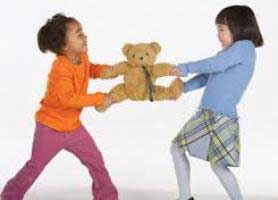 حس رقابت در کودکان به چه شکل است؟
