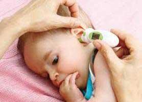 درمان خانگی گوش درد کودکان