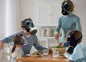 ۵ خوراکی که حتما باید در زمان آلودگی هوا بخورید