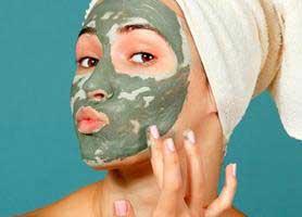 درمان جای جوش با ماسک های خانگی