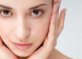 یخ شیر برای محافظت از پوست