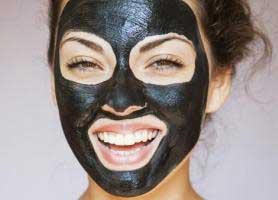 فواید ماسک لایه بردار زغال برای انواع پوست