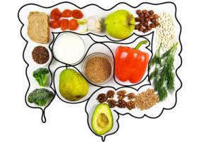 مواد غذایی مناسب سم زدایی روده بزرگ