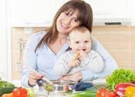 آشنایی با رژیم غذایی دوران شیردهی