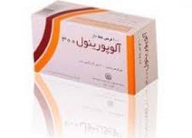 موارد مصرف قرص الوپورینول چیست؟