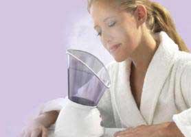پاکسازی پوست در خانه