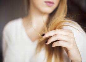 درمان موخوره با ماسک های موی خانگی