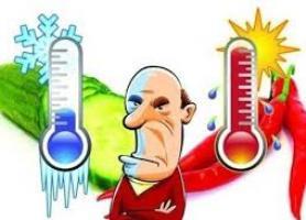 همه چیز در مورد مزاج گرم و خشک