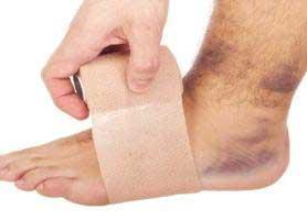 درمان های خانگی برای لخته خون پا