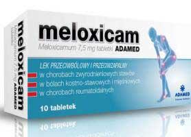 قرص ملوکسیکام Meloxicam چیست؟