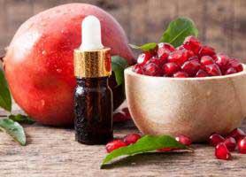 خواص درمانی روغن هسته انار