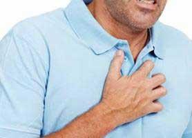 علت و عوامل درد سمت راست قفسه سینه