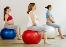خم شدن در طول دوران بارداری