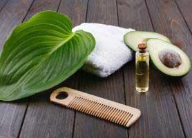 طرز تهیه 3 مدل ماسک مو خانگی برای احیایی مو