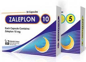 قرص زالپلون و عوارض جانبی آن